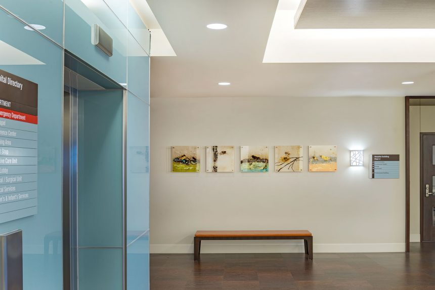 Alliance Medical Center - Elevator