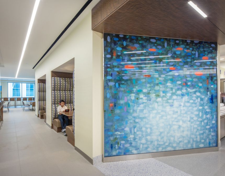 Houston Methodist Hospital at The Woodlands | Skyline Art